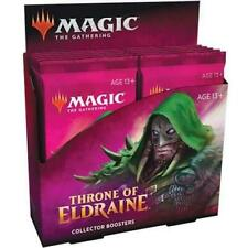 Throne of Eldraine Collector Booster box, Magic: the Gathering, English (Sealed)