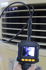 Eyoyo 8mm TFT LCD Endoscope Inspection Camera 2.3 Inch Snake Tube 4 LEDs LOCAL!