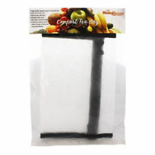 Compost Tea Bag Small Premium 300 Micron by Heavy Harvest 9.5 x 12.75 Inches