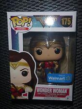 Funko POP POP! VINYL DC COMICS WONDER WOMAN # 175 WALMART EXCLUSIVE In Stock