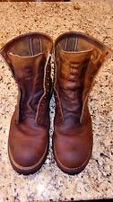 *discontinued* Red Wing 899 10.5 boots. Irish setter redwing leather waterproof