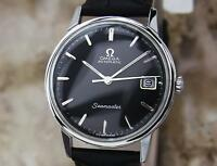 Omega Seamaster Tropical Calibre 562 Automatic 1960s Stainless St Men Watch MX84