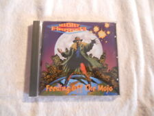 """Night Ranger """"Feeding of the mojo"""" 1996 cd  Semaphore Records NEW"""