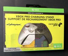 Xbox Un Manette Pro Charge Support [Cyberpunk 2077 Édition Limitée] Neuf