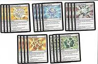 20 Card Spellbomb Lot - Mirrodin - NM/SP - 4x of each - Sets - Magic MTG FTG