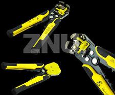 New Wire Stripper Crimper Automatic 3 in1 Electrical Terminal Cable Cutter Crimp
