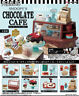 RE-MENT SNOOPY'S CHOCOLATE CAFE Miniature Figia Full set of 8 pieces Japan 129