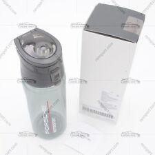 Genuine Porsche Motorsports Water Bottle Motorsports Collection Fanwear Black