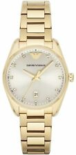 Emporio Armani AR6064  Women's Watch Gold 36mm Stainless Steel