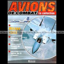AVIONS DE COMBAT LC N°10 ★ SUKHOI SU-15 FLAGON ★ MIRAGE 2000 AARDVARK ALPHAJET
