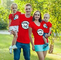 MOM ,DAD ,1 Halloween cute nice matching family tshirts