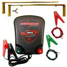 ELECTRIC FENCE ENERGISER ShockRite 12V SRB60 0.6J Fencer