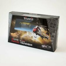 Silverlit Nano Tandem 3-Channel Smallest RC tandem helicopter in the world