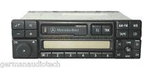 MERCEDES RADIO STEREO CASSETTE 1994 1995 1996 1997 W202 C220 C230 C240 C280 C36