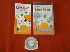 LocoRoco / Pal - España / PSP