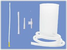 Irrigator-Set  für Darm und Unterleib mit inkl. flexibler Einlaufhilfe, 1 Liter