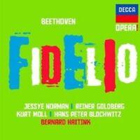 NORMAN/GOLDBERG/MOLL/HAITINK/SD/+ - FIDELIO (GA) 2 CD NEU