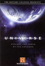 The Universe - The Complete Season 1 (DVD, 2007, 5-Disc Set) VERY GOOD