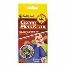 Pestshield Lavender Scented Hanging Wardrobe Clothes Moth Killer Cassette