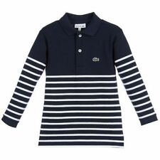 Lacoste Boys' Collared T-Shirts, Tops & Shirts (2-16 Years)