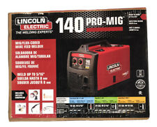 K2480-1 Pro MIG 140 Lincoln Electric 120v Volt Wire Feed Welder