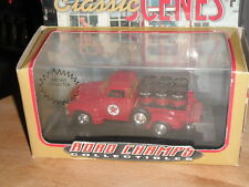 ROAD CHAMPS CHEVROLET 3100  STEP SIDE CLASSIC SCENE FROM CANADA,OWNED FROM NEW