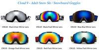 Professional Ski Goggles Snowboard Winter Sports Dual Lens Anti-Fog UV Protected