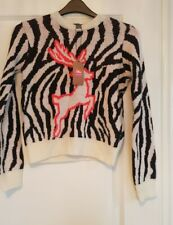 * J/'aime les chiens Pull Sweater DOPE Fashion Chiens Lady Fresh Fille Ado *