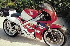 R&G RACING Crash Protector - Honda VFR400R (NC30) *WHITE*