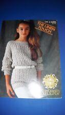 Sirdar Child's Sweater Knitting Pattern 4466