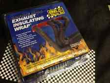 "Cool It Thermo Tec 2""x50 Header Exhaust Insulating Manifold Heat Temp Wrap Black"