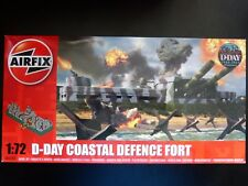 Airfix nº a05701 D-Day coasttal Defence Fort en 1:72