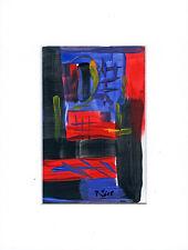 Abstrakte Malerei, Acryl 1802-