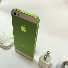 Apple iPhone 5s - 16GB - Green  (Factory Unlocked) Smartphone LTE Global Sim