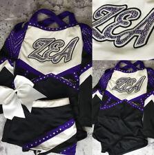 Cheerleading Uniform Real Allstar ZEA Cheerleader Youth M Varsity
