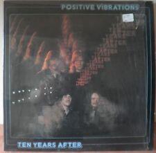 """TEN YEARS AFTER """"Positives Vibrations """" (Vinyle 33t / LP) 1978 - Pressage US"""