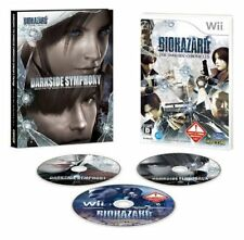 Resident Evil / Darkside Chronicles Collector's Package  Nintendo Wii Japan
