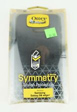 🔥OTTER BOX Symmetry Series Samsung Galaxy S6 Edge+ Phone Case Black🔥