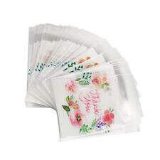 100pcs Cellophane Bags Wholesale Christmas Cookie Biscuit Candy Sweet Bag