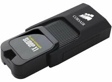 Corsair 128gb Flash Voyager Slider X1 USB 3.0 Capless Design Read 130mbs Plug