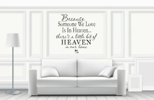 WALL ART QUOTES  SAYING STICKERS / DECALS FAMILY WORDS  HOME DECOR DECAL