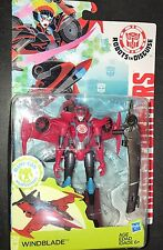 Transformers Robots in Disguise Windblade Deluxe Class 5