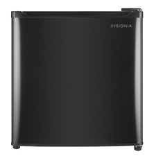 Mini Fridges - Insignia 1.7 Cu. Ft. Mini Fridge - Black