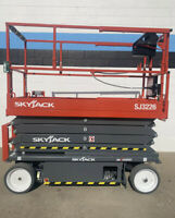 BRAND NEW 2020 Skyjack SJ III 3226 26' FT. Electric Scissor Lift 5 YEAR WARRANTY