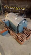 300 HP Lincoln Electric Motor, 1800 RPM, 445T 447T Frame, TEFC, 460 V