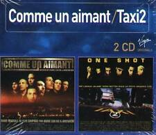 OTS - Comme un aimant / Taxi 2 - BOX 2CD - NEW CD