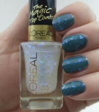L'Oreal Nail Polish - The Magic Top Coats The Holographic - Flakes & Glitter 804