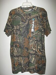 PARAMOUNT OUTDOORS MEN CAMOUFLAGE TEE SHIRT