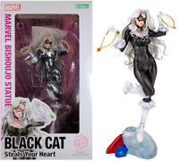 "Marvel Comics ~ BLACK CAT ""STEALS YOUR HEART"" BISHOUJO STATUE ~ Kotobukiya"