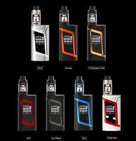 Original Smok Alien Kit 200W TC Mod Authentic TFV8 Baby Tank Batteries/Charger